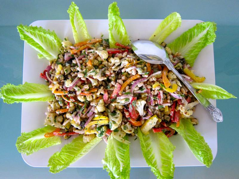 55 Jittery Salads – A Plant-Filled Diet