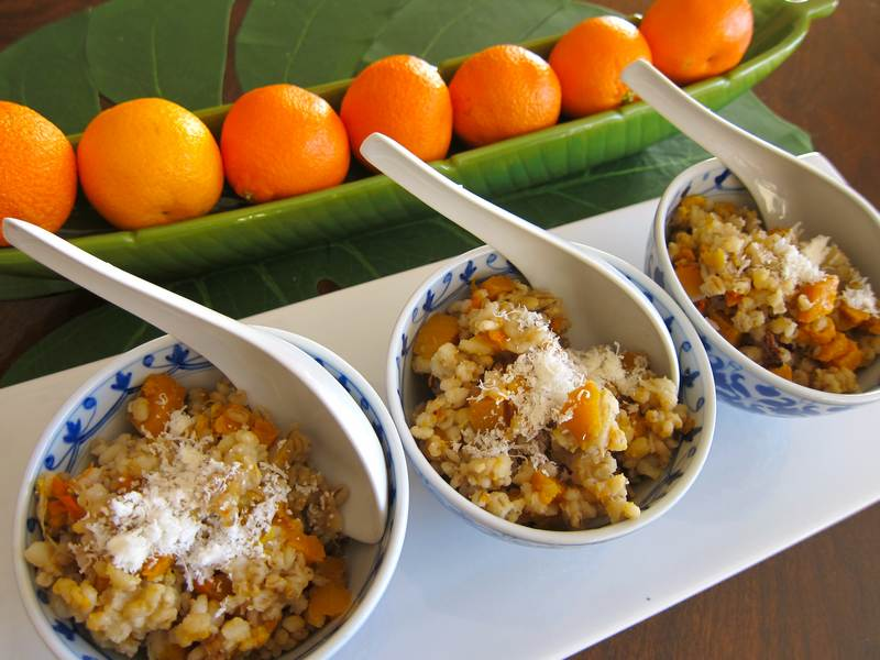 ... articles butternut squash barley risotto munchomom com barley with