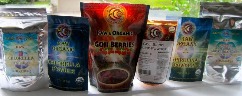 Jittery Cook Earth Circle Organics Prize Pack