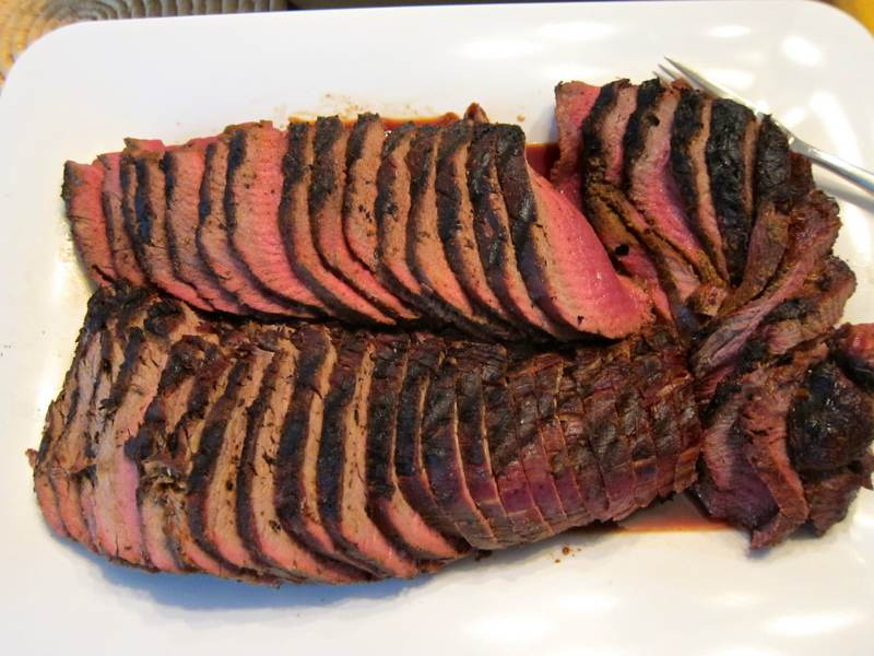 BBQ Beef Tenderloin or Chicken – There's the Rub