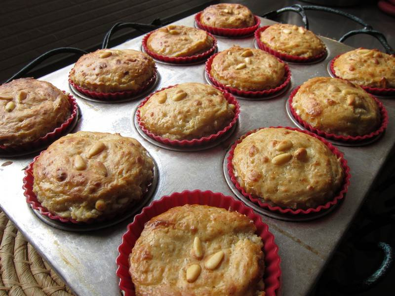 Cottage Cheese Muffins – Extraordinaire