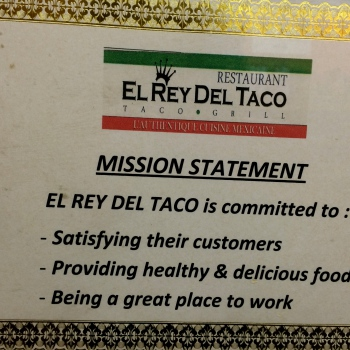 El Ray Del Taco - Authentic Mexican Cuisine