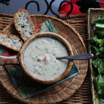 Tim's Clam Chowder