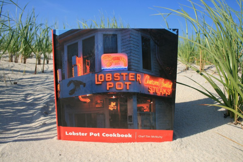 Tim's Clam Chowder -Lobster Pot Cookbook