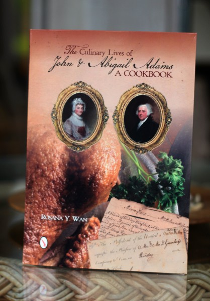 The Culinary Lives of John and Abigail Adams Cookbook - Asparagus Egg Toasts