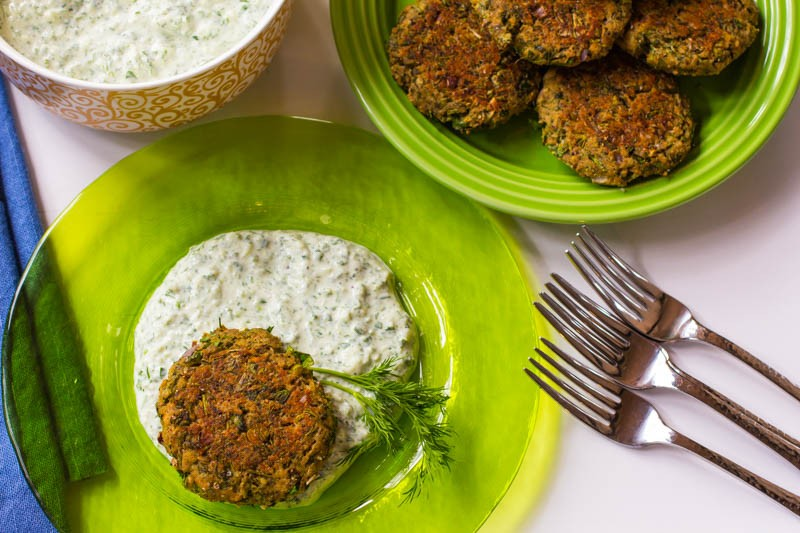 Salmon Patties in Emerald Sauce – Sweet Dreams
